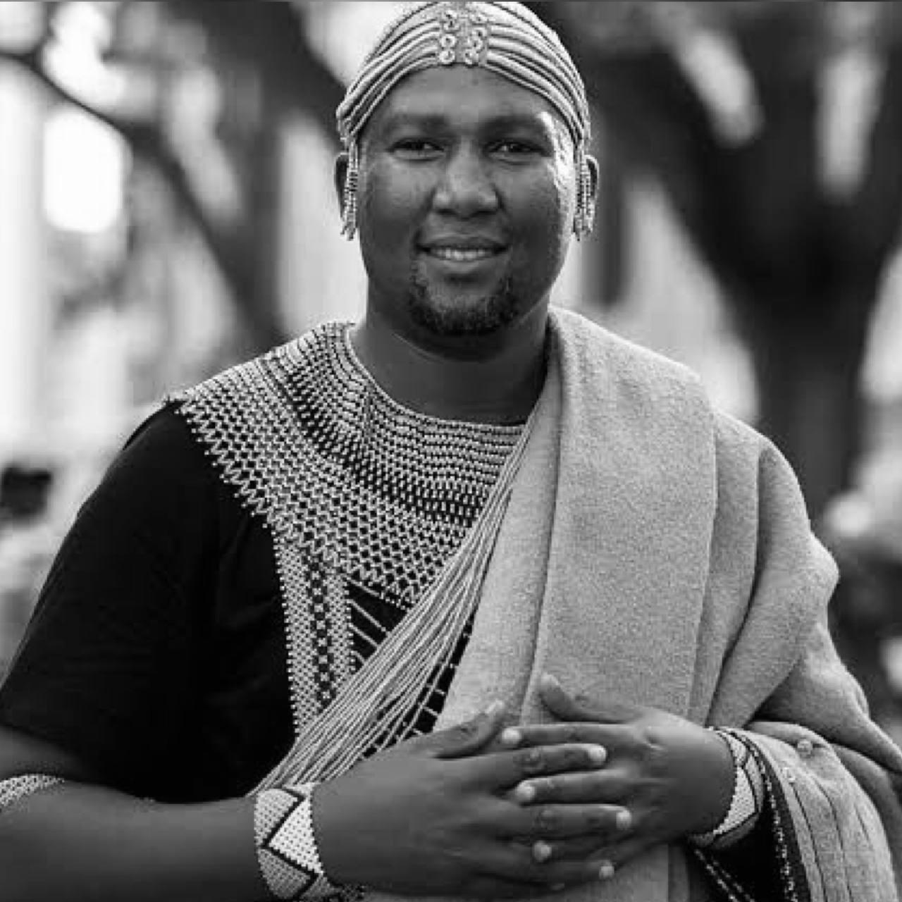 His Royal Highness Chief Zwelivelile Mandela